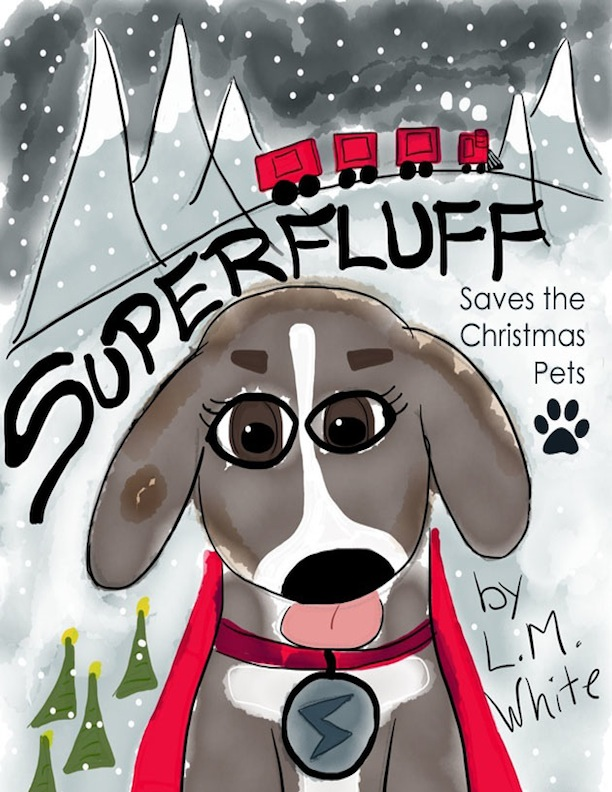 Superfluff Saves the Christmas Pets